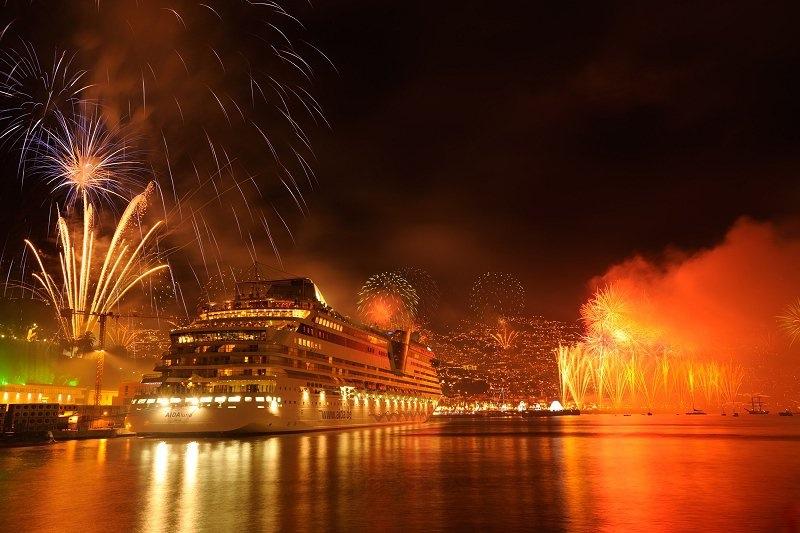 Nochevieja en Funchal: Madeira celebra el Fin de Año
