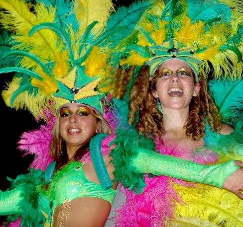 Vengan a Funchal a disfrutar del Carnaval de Madeira 2012