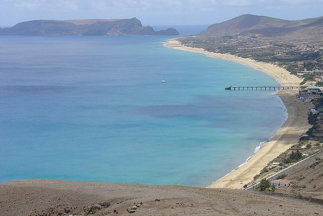 Playas de Madeira y Porto Santo