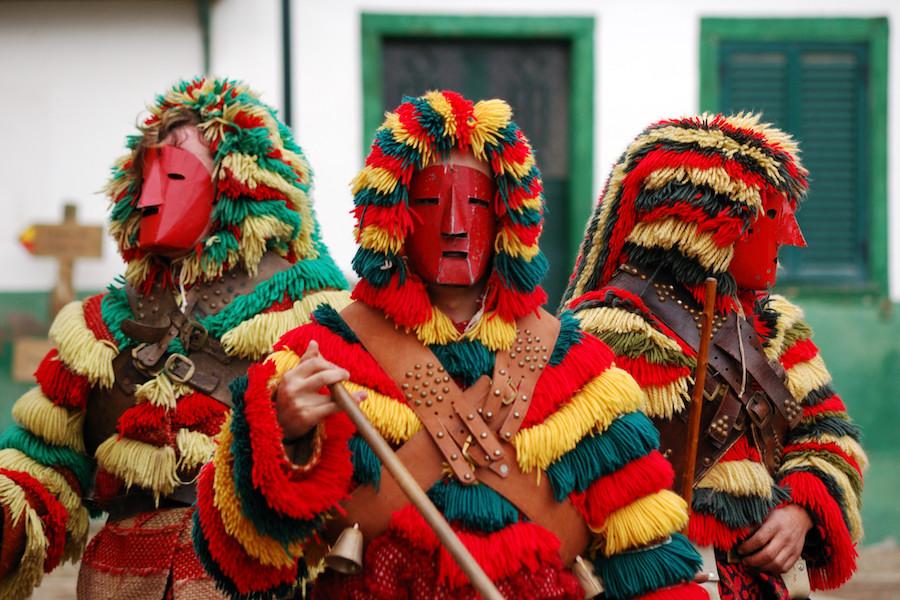 Carnaval de Madeira.