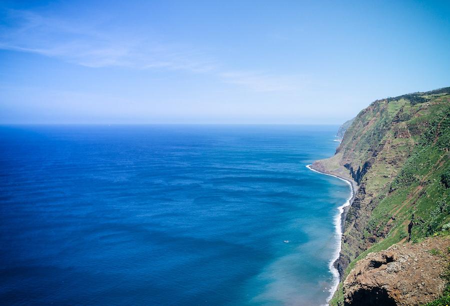 Ponta de Pargo y sus espectaculares acantilados.