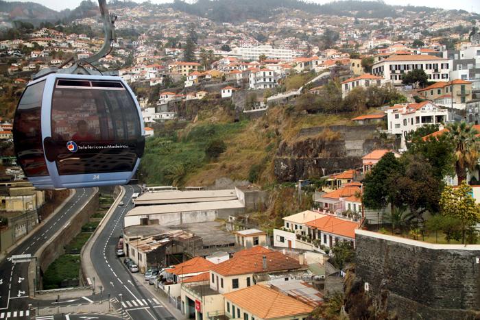 Teleférico de Funchal