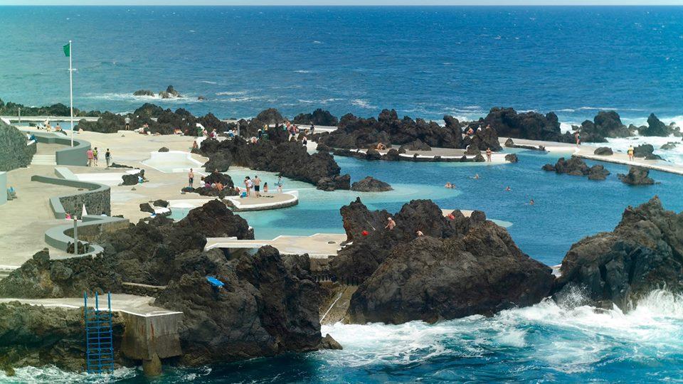 Gu a de viajes de madeira en portugal gu a isla madeira for Piscinas naturales en portugal