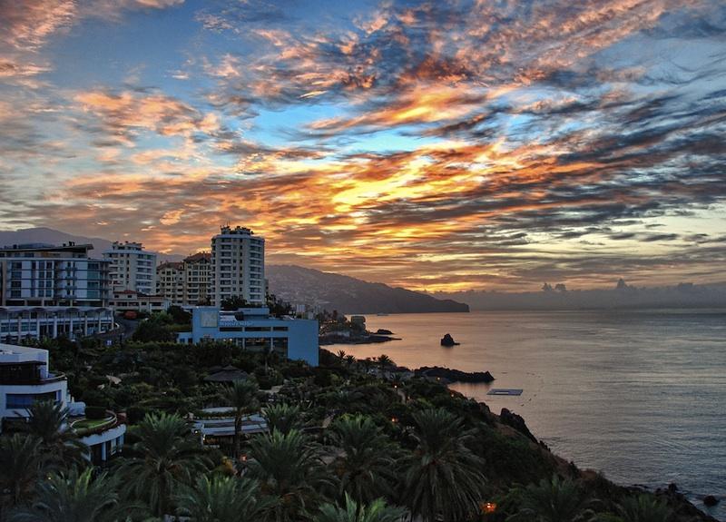 Madrid Funchal vuelos directos en agosto