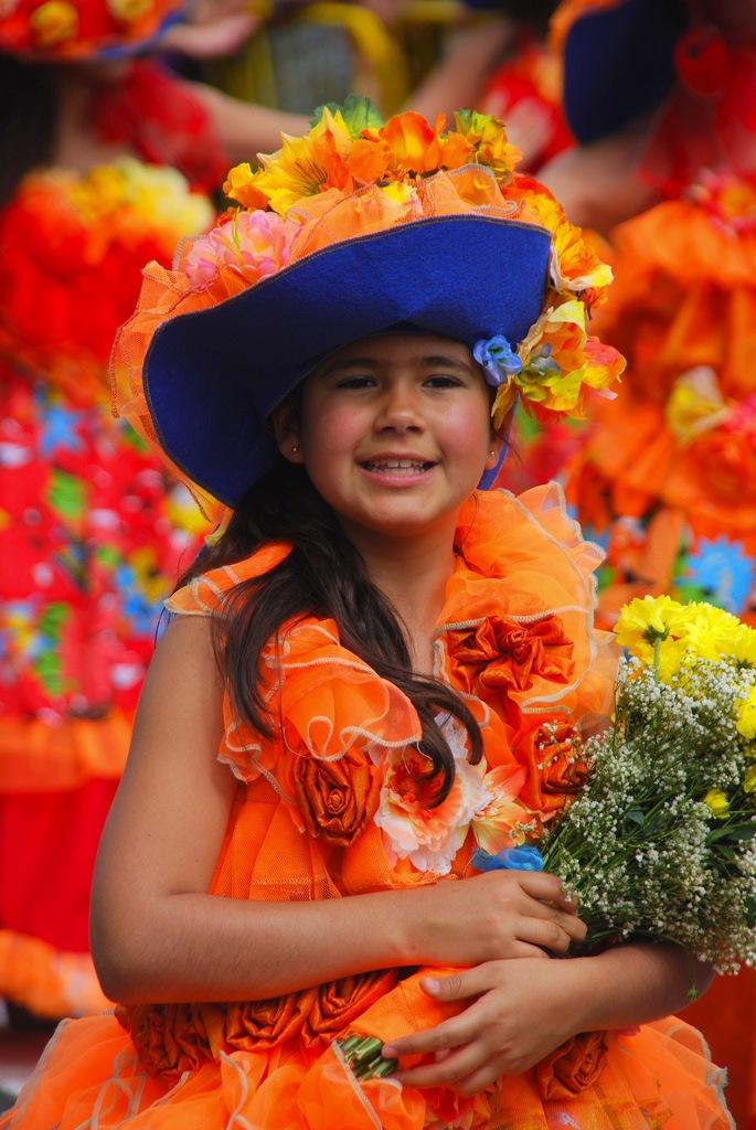 Fiesta de la Flor de Madeira - Guía Isla Madeira | Portugal