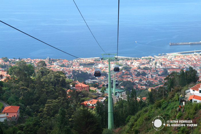Funicular Funchal - Monte
