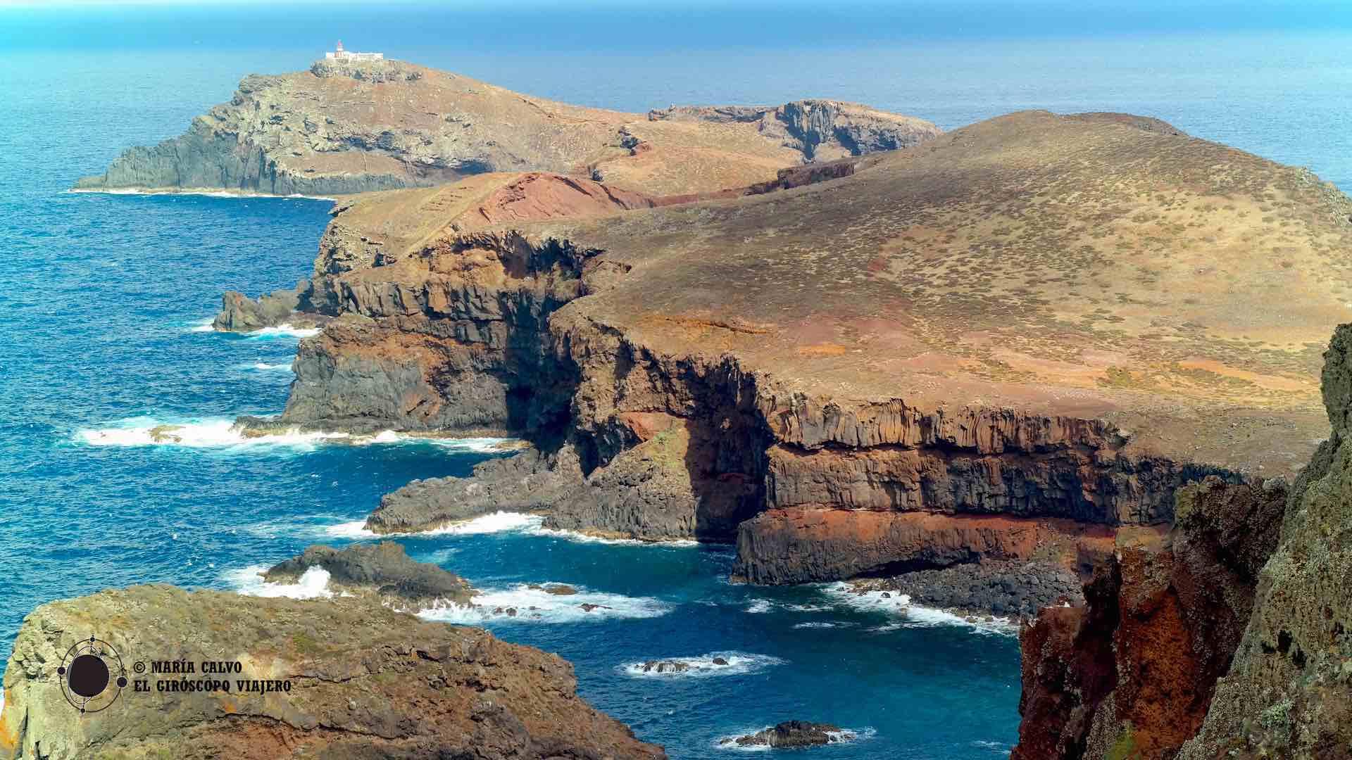 La Península de São Lourenço, ¡es como estar en otro mundo!